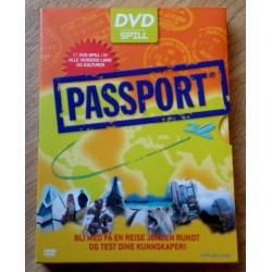 Passport - Et DVD-spill om alle verdens land og kulturer