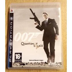 Playstation 3: 007 - Quantum of Solace (Activision)