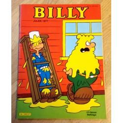 Billy: Julen 1977 - Julealbum