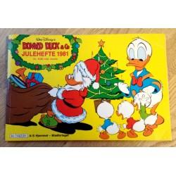Donald Duck & Co: Julehefte 1981