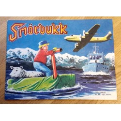 Smørbukk: Hefte 1986/87