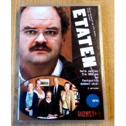 Etaten - Hele serien fra NRK på dobbel-DVD (DVD)