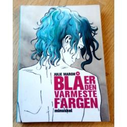Blå er den varmeste fargen - Julie Maroh - Tegneseriebok