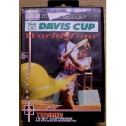 SEGA Mega Drive: Davis Cup - World Tour