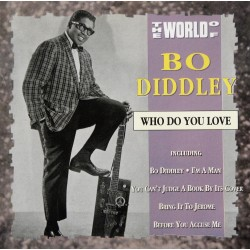 Bo Diddley- Who do you Love (CD)