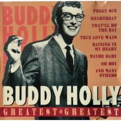 Buddy Holly- Greatest- (CD)