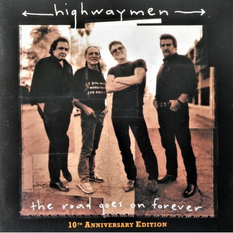 Hightwaymen- The Road Goes On Forever (CD)