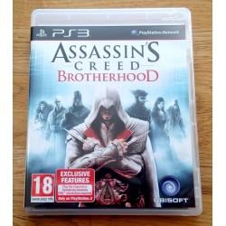 Playstation 3: Assassins Creed Brotherhood (Ubisoft)