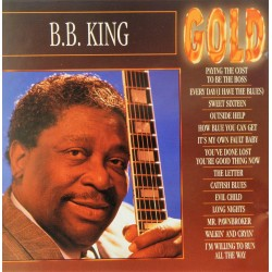 B.B. King- Gold (CD)