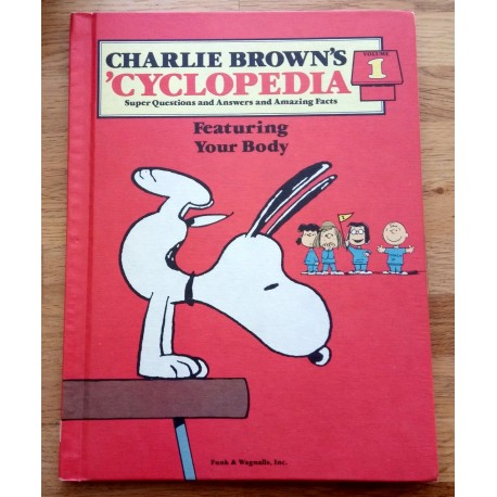 Charlie Brown's Cyclopedia - Volume 1 - Featuring Your Body (1980)