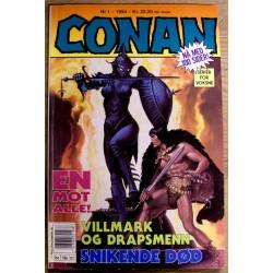 Conan: 1994 - Nr. 1