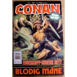 Conan: 1991 - Nr. 2