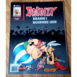 Asterix: Nr. 15 - Brann i rosenes leir (1992)