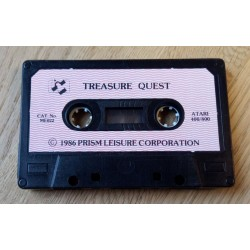 Atari 8-bit: Treasure Quest (Prism Leisure Corporation)