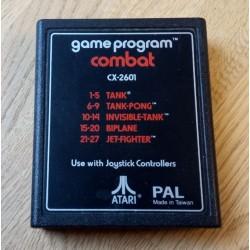 Atari 2600: Combat - CX 2601