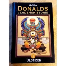 Donalds verdenshistorie: Nr. 1 - Oldtiden
