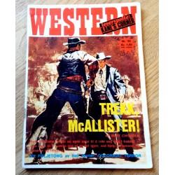 Western: 1972 - Nr. 52 - Trekk, McAllister!