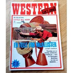 Western: 1973 - Nr. 39 - En felle for McAllister
