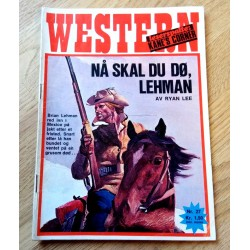 Western: 1973 - Nr. 27 - Nå skal du dø, Lehman!