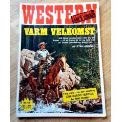 Western: 1972 - Nr. 53 - Varm velkomst