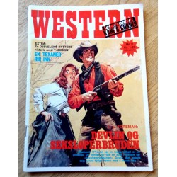 Western: 1971 - Nr. 2 - Devlin og seksløperbruden