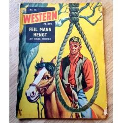 Western: 1961 - Nr. 15 - Feil mann hengt
