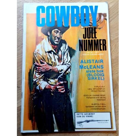 Cowboy: 1974 - Nr. 24 - Julenummer