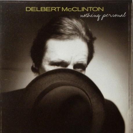 Delbert McClinton- Nothing Personal (CD)