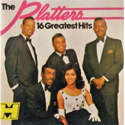The Platters- 16 Greatest Hits (CD)