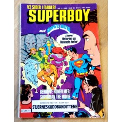 Superboy: 1980 - Nr. 7 - Med Rommets Helter