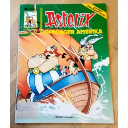 Asterix: Nr. 22 - Asterix oppdager Amerika (1988)