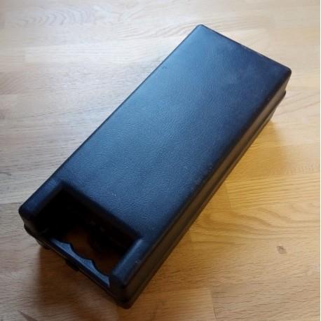 Kassettkoffert - Sort