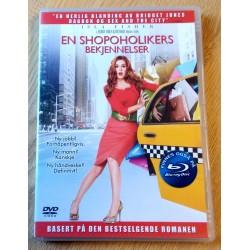 En shopoholikers bekjennelser (DVD)