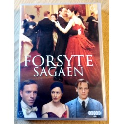 The Forsyte Saga (DVD)