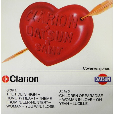 Datsun- Clarion