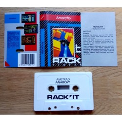 Anarchy (Rack-It / Hewson) - Amstrad