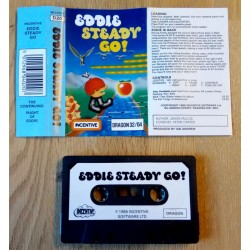 Eddie Steady Go! (Incentive Software) - Dragon 32 / 64