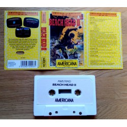 Beach Head II (Americana Software) - Amstrad