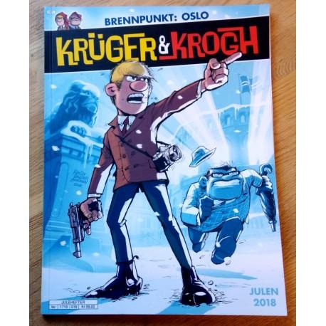 Krüger og Krogh - Brennpunkt Oslo - Julen 2018