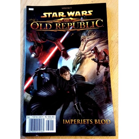 Star Wars - The Old Republic: Nr. 1 - Imperiets Blod