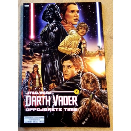 Star Wars - Bok 5 - Darth Vader - Oppgjørets time