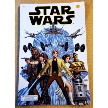 Star Wars - Bok 1 - Skywalker slår til