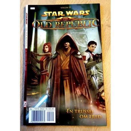 Star Wars - The Old Republic: Nr. 2 - En trussel om fred