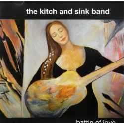 The Kitch And Sink Band- Battle of Love (CD)