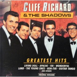 Cliff Richard & The Shadows- Greatest Hits (CD)