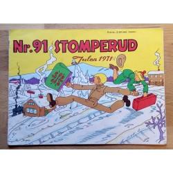Nr. 91 Stomperud: Julen 1971 - Julehefte