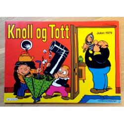 Knoll og Tott: Julen 1979 - Julehefte