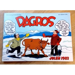 Dagros: Julen 1982 - Julehefte