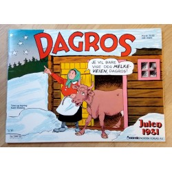 Dagros: Julen 1981 - Julehefte
