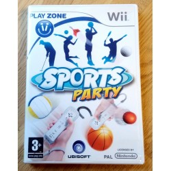 Nintendo Wii: Sports Party (Ubisoft)